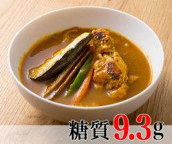 札幌名物本格チキンスープカレー