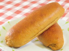 糖質オフの大豆パン・ふすまパンを使用!