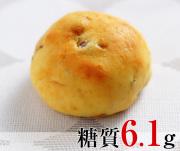 甘さ引き立つ塩黒豆パン